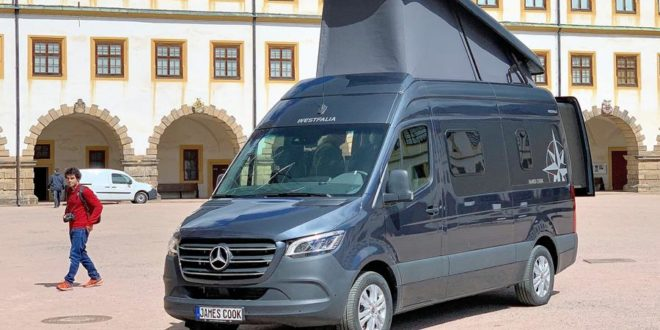 Topmodell 2019 – Westfalia James Cook Mercedes Camper
