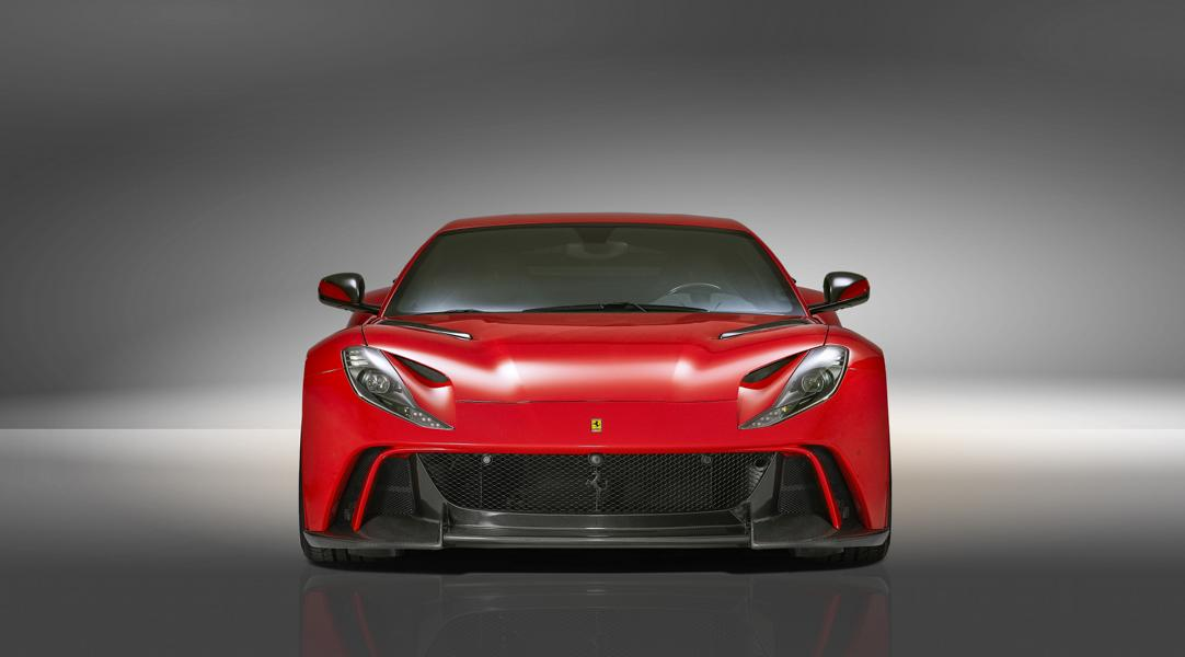 2019 Widebody Ferrari 812 Superfast Tuning Novitec 11 2019 Widebody Ferrari 812 Superfast vom Tuner Novitec