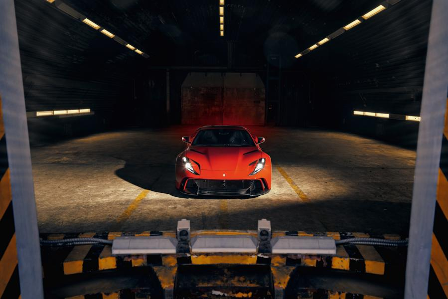 2019 Widebody Ferrari 812 Superfast Tuning Novitec 19 2019 Widebody Ferrari 812 Superfast vom Tuner Novitec