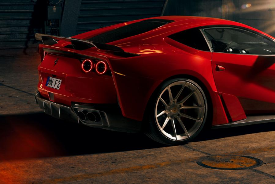 2019 Widebody Ferrari 812 Superfast Tuning Novitec 27 2019 Widebody Ferrari 812 Superfast vom Tuner Novitec