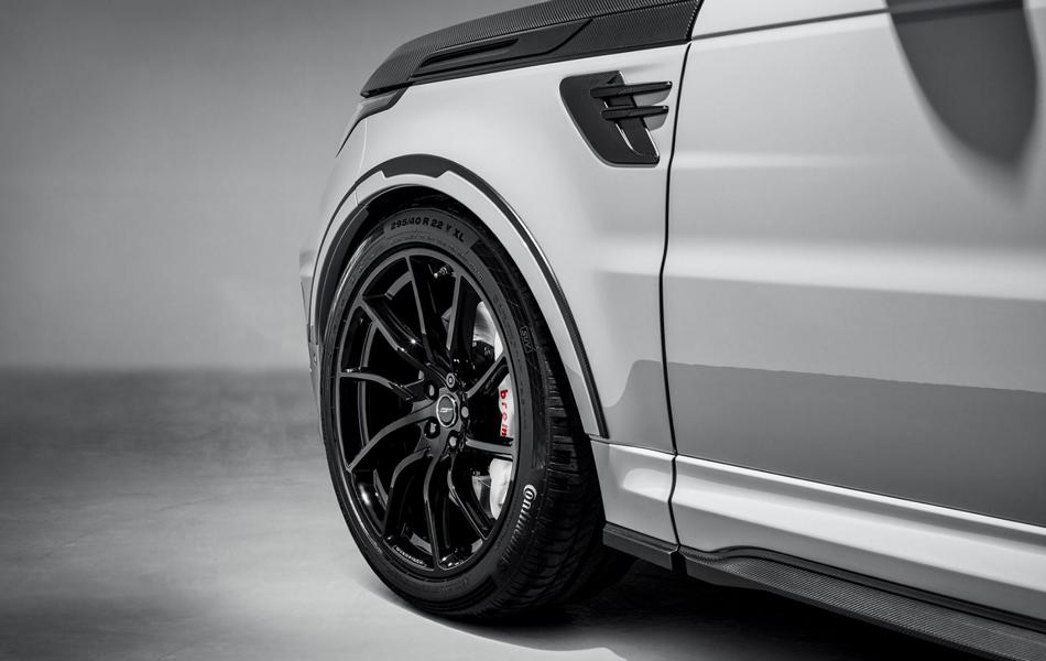 2020 Overfinch SuperSport Range Rover Sport SVR 10 2020 Overfinch SuperSport   Range Rover Sport SVR