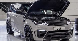 2020 Overfinch SuperSport Range Rover Sport SVR 47 310x165 Bully Dog BDX Chiptuning für den 2019 Ford Ranger
