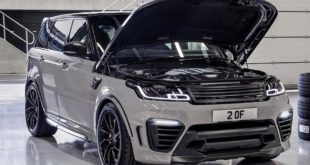 2020 Overfinch SuperSport Range Rover Sport SVR Header 310x165 Range Rover als Velocity Final Edition vom Tuner Overfinch!