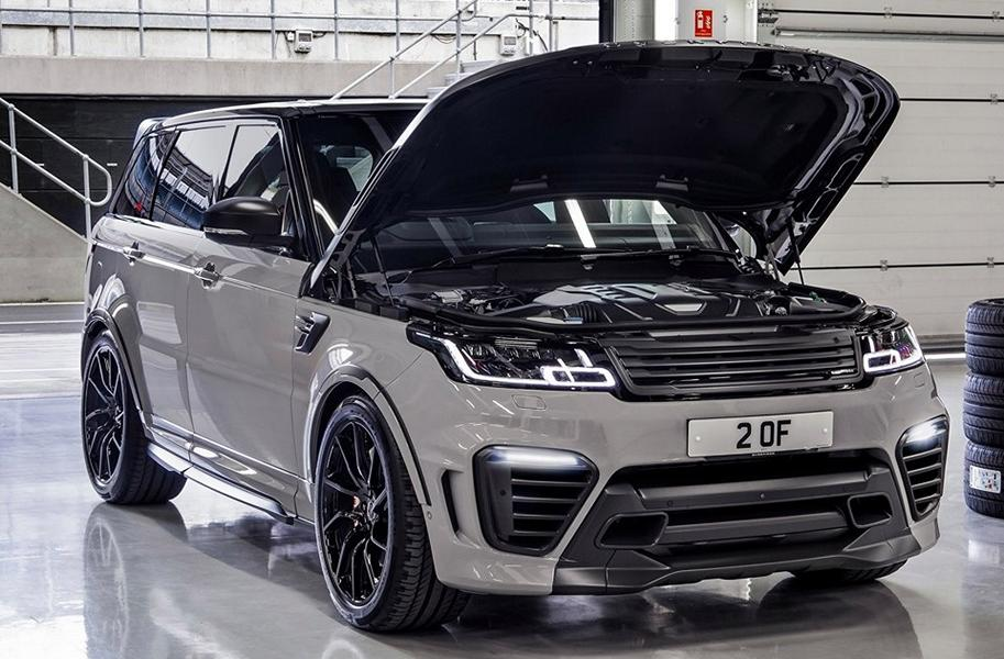 2020 Overfinch SuperSport Range Rover Sport SVR Header 2020 Overfinch SuperSport   Range Rover Sport SVR