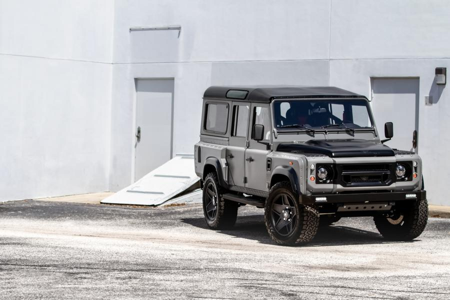570 PS Land Rover Defender D110 V8 Tuning ECD Automotive 2019 17 Project SOHO: 570 PS Land Rover Defender D110 vom Tuner E.C.D