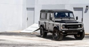 570 PS Land Rover Defender D110 V8 Tuning ECD Automotive 2019 Header 310x165 Military style: Land Rover Defender 110 von ECD Automotive