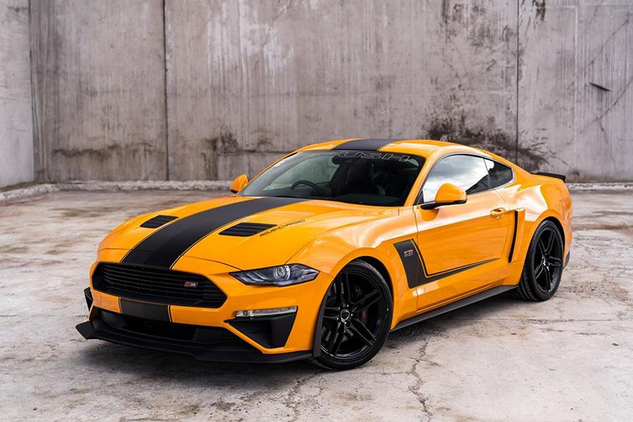 720 PS Ford Mustang Roush Performance Stage3 Tuning 9 Stage3: 720 PS Ford Mustang Roush Performance Upgrade