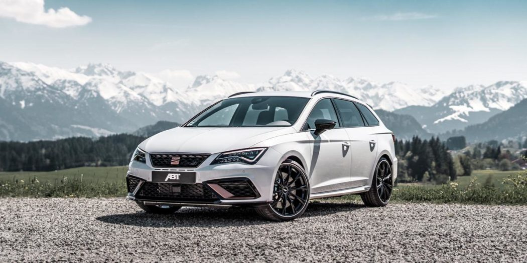 ABT Leon ST Cupra 300 Carbon Edition Tuning 2019 1 1050x525 370 PS / 440 NM ABT Leon ST Cupra 300 Carbon Edition