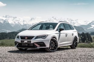 ABT Leon ST Cupra 300 Carbon Edition Tuning 2019 1 310x205 370 PS / 440 NM ABT Leon ST Cupra 300 Carbon Edition