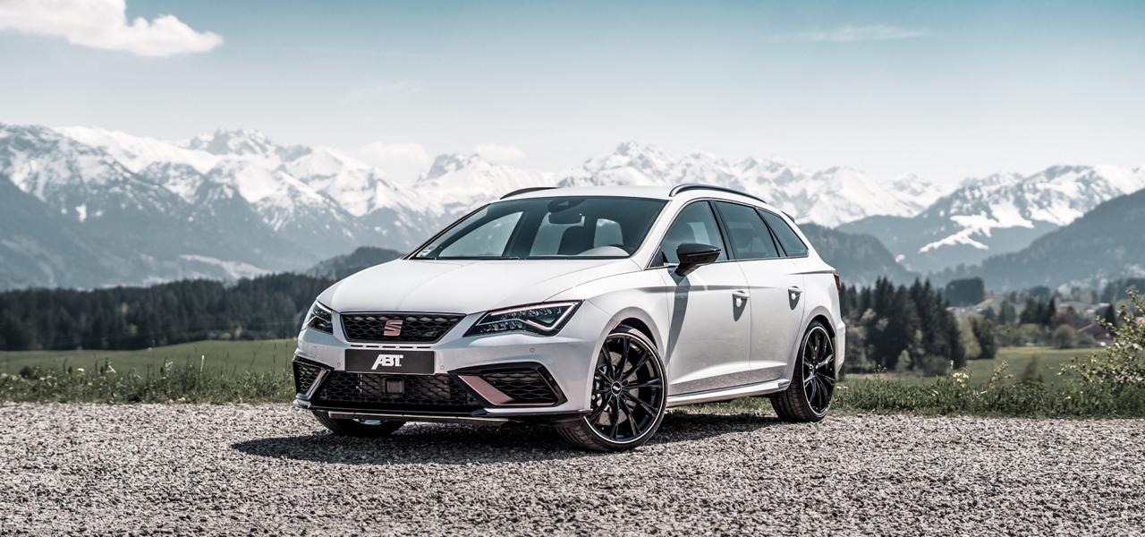 ABT Leon ST Cupra 300 Carbon Edition Tuning 2019 1 370 PS / 440 NM ABT Leon ST Cupra 300 Carbon Edition