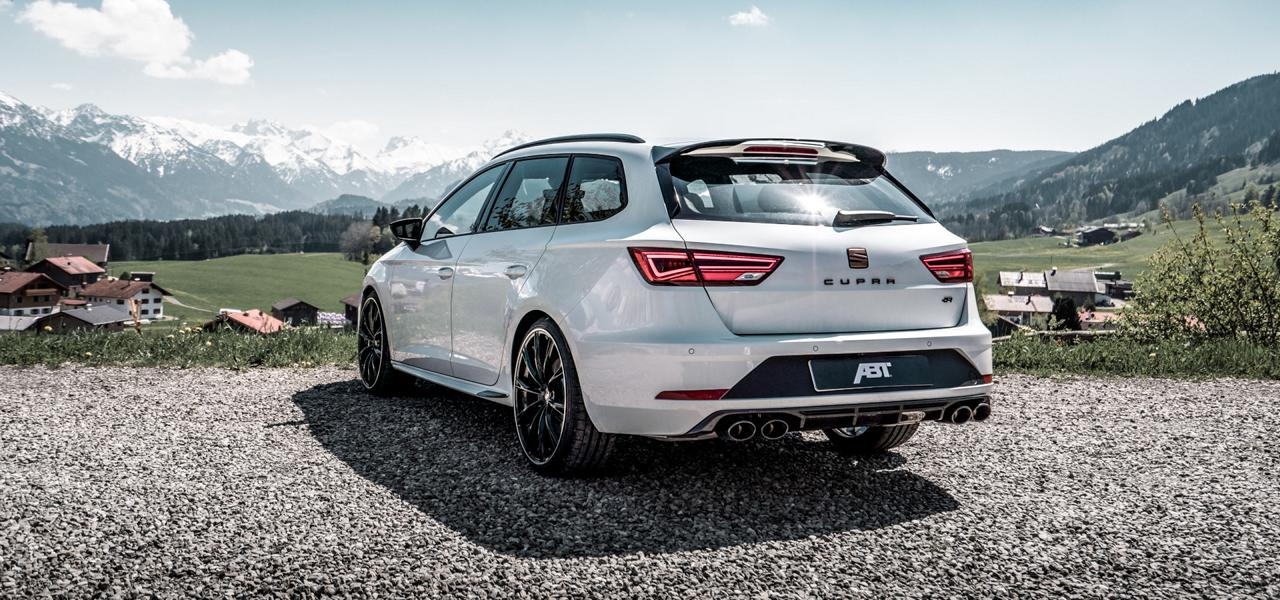 ABT Leon ST Cupra 300 Carbon Edition Tuning 2019 2 370 PS / 440 NM ABT Leon ST Cupra 300 Carbon Edition