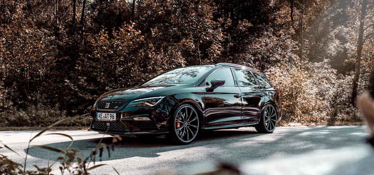 ABT Leon ST Cupra 300 Carbon Edition Tuning 2019 5 370 PS / 440 NM ABT Leon ST Cupra 300 Carbon Edition