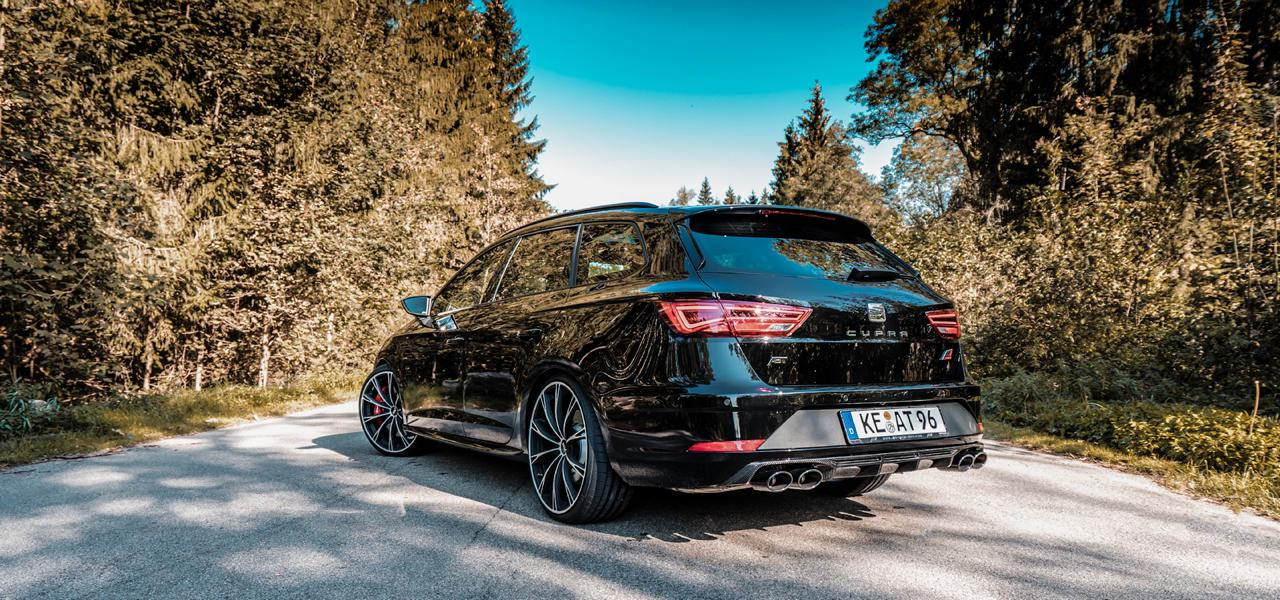 ABT Leon ST Cupra 300 Carbon Edition Tuning 2019 6 370 PS / 440 NM ABT Leon ST Cupra 300 Carbon Edition