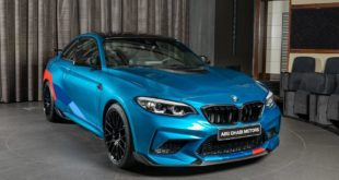 AC Schnitzer Akrapovic Tuning F87 BMW M2 Competition 7 310x165 AC Schnitzer & Akrapovic Parts am BMW M2 Competition