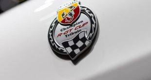 Abarth 70th Anniversary Series 310x165 Quickly a new look decorative stripes & stripes