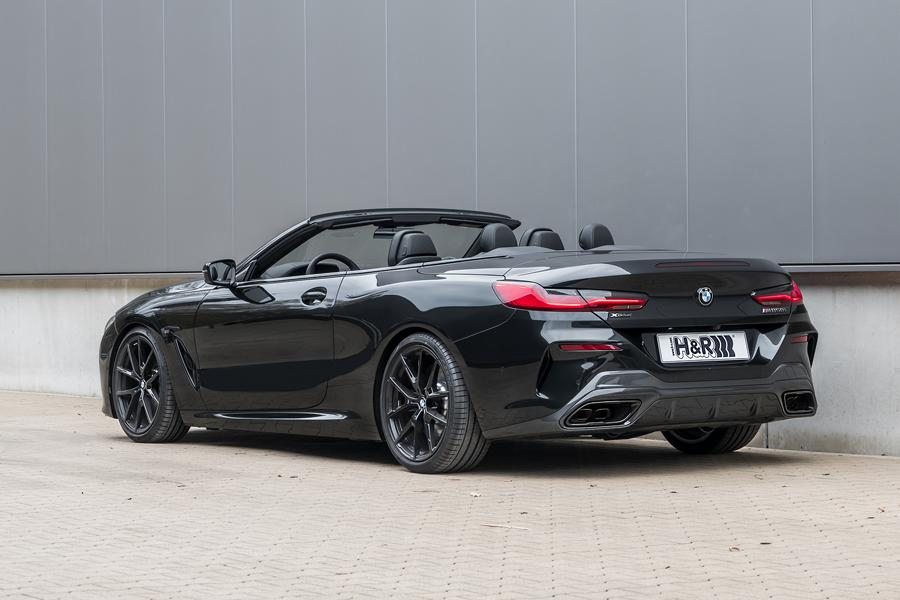 Mission Open Eight H R Sport Springs For The 8er Bmw Cabriolet