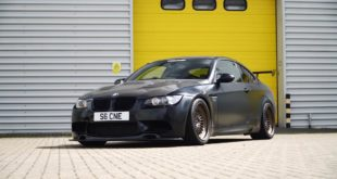 BMW E92 CSL Sound Evolve Eventuri Rotiform Tuning Carbon Motorhaube 1 310x165 Video: BMW E92 M3 mit CSL Sound von Evolve Automotive