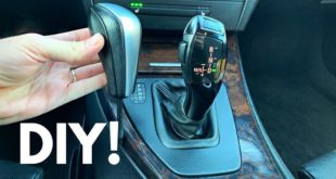 BMW F30 W%C3%A4hlhebel DIY E90 3er Tuning 310x165 Video: James May Unpimp ein BMW 420i Coupe (F32)