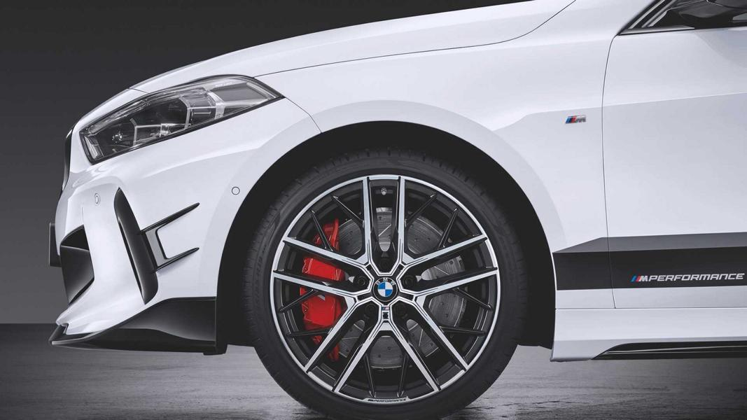 BMW M135i xDrive F40 M Performance Tuning 2019 4 Weltpremiere: BMW M135i xDrive (F40) M Performance