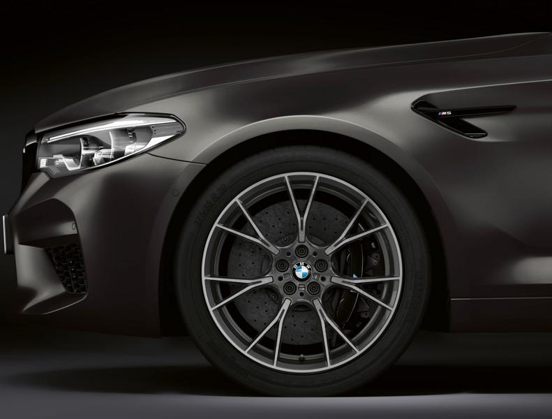 BMW M5 F90 Edition 35 Jahre Tuning 15 BMW M5 F90 Edition 35 Jahre Happy Birthday M5