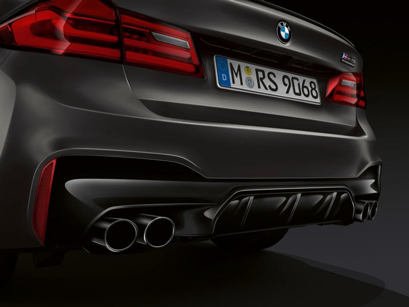 BMW M5 F90 Edition 35 Jahre Tuning 6 BMW M5 F90 Edition 35 Jahre Happy Birthday M5