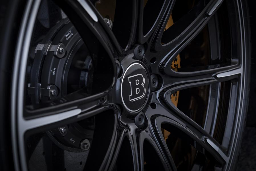 BRABUS 800 Mercedes AMG GT 63 S 4MATIC 4 T%C3%BCrer Coup%C3%A9 X290 Tuning 27 2019 BRABUS 800 Mercedes AMG GT 63 S 4MATIC+ (X290)