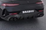 BRABUS 800 Mercedes AMG GT 63 S 4MATIC 4 T%C3%BCrer Coup%C3%A9 X290 Tuning 29 155x103 2019 BRABUS 800 Mercedes AMG GT 63 S 4MATIC+ (X290)