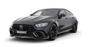 BRABUS 800 Mercedes AMG GT 63 S 4MATIC 4 T%C3%BCrer Coup%C3%A9 X290 Tuning 4 310x165 2019   Mercedes G63 AMG als BRABUS BLACK OPS 800