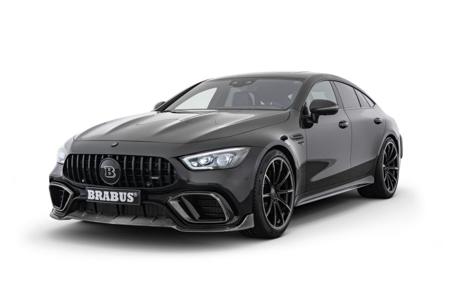 BRABUS 800 Mercedes AMG GT 63 S 4MATIC 4 T%C3%BCrer Coup%C3%A9 X290 Tuning 4 2019 BRABUS 800 Mercedes AMG GT 63 S 4MATIC+ (X290)
