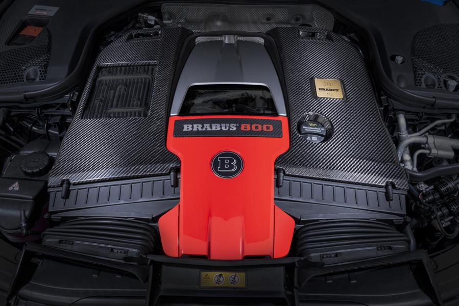 BRABUS 800 Mercedes AMG GT 63 S 4MATIC 4 T%C3%BCrer Coup%C3%A9 X290 Tuning 8 2019 BRABUS 800 Mercedes AMG GT 63 S 4MATIC+ (X290)