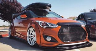 Clinched Widebody Kit Hyundai Veloster Dachbox Tuning 2 310x165 Essen Motor Show   Leichtmetallräder von PROTRACK