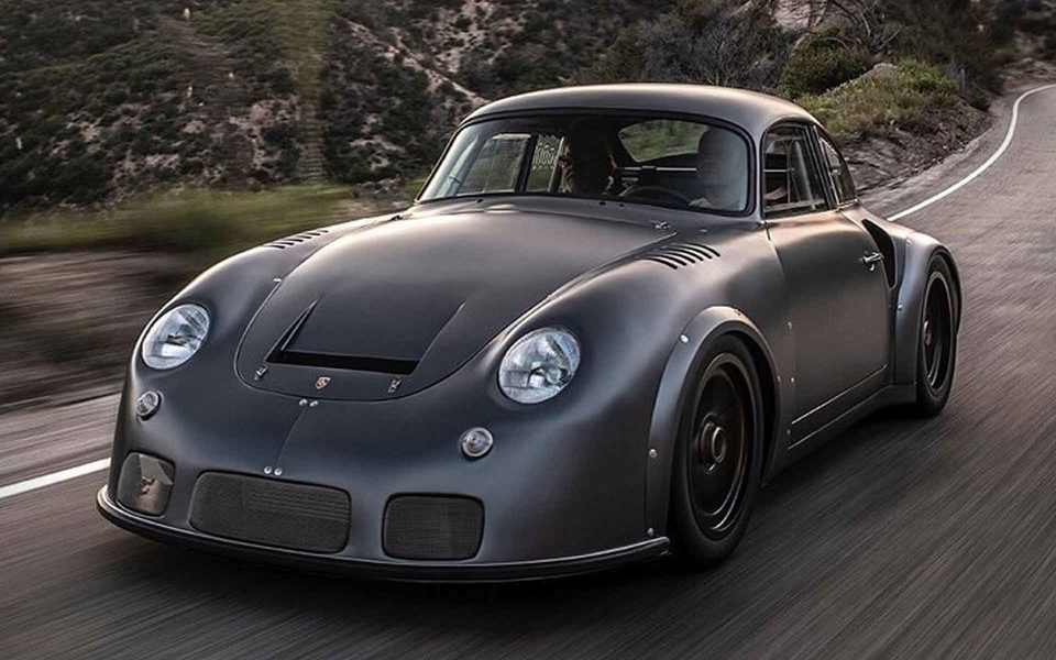 EMORY Porsche 356 RSR Outlaw Coupe Tuning 1 Verrückt   375 PS EMORY Porsche 356 RSR Outlaw Coupe