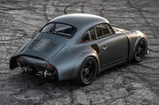 EMORY Porsche 356 RSR Outlaw Coupe Tuning 4 310x205 Verrückt   375 PS EMORY Porsche 356 RSR Outlaw Coupe