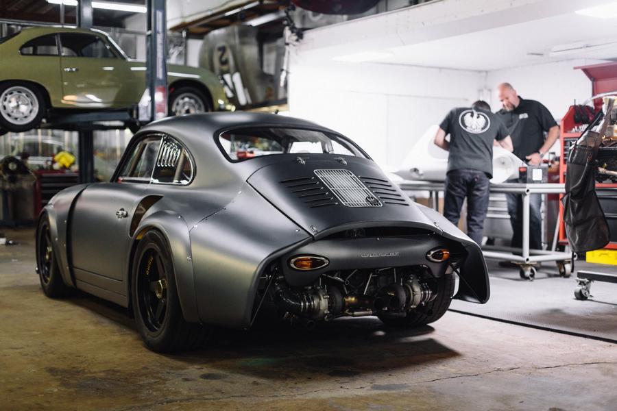 EMORY Porsche 356 RSR Outlaw Coupe Tuning 6 Verrückt 375 PS EMORY Porsche 356 RSR Outlaw Coupe