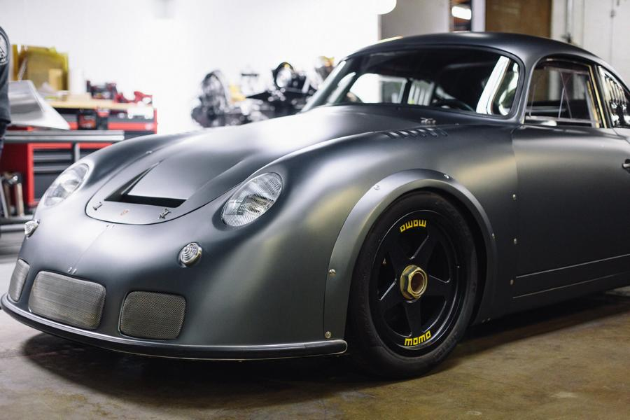 EMORY Porsche 356 RSR Outlaw Coupe Tuning 7 Verrückt   375 PS EMORY Porsche 356 RSR Outlaw Coupe