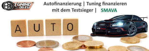 Finanzierung Smava tuningblog1 Ford Mustang Shelby GT500 mit KW V3 Gewinde & OZ 20 Zoll by MR Racing