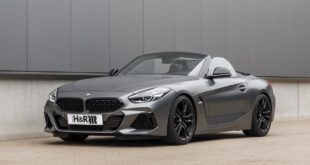 HR Sportfedern 2019 BMW Z4 G29 Tuning 1 310x165 Beauty for the beast: H&R Gewindefedern für das BMW M6 Grand Coupé