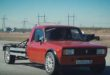 Heckmotor und 300 PS im Lada WAS 2104 110x75 Video: Heckmotor und 300 PS im Lada WAS 2104