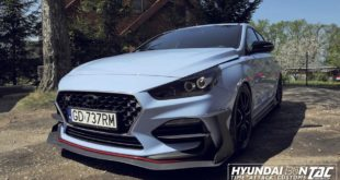Hyundai i30N vom Time Attack Customs TAC Bodykit 1 310x165 Hyundai Veloster N Performance Concept Car mit 275 PS