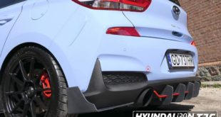 Hyundai i30N vom Time Attack Customs TAC Bodykit 11 310x165 Hyundai Veloster N Performance Concept Car mit 275 PS
