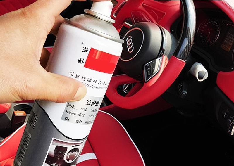 Interieur Farbspray Interior color spray Tuning 2 e1559115221486 Farbiges Highlight im Auto   INTERIOR COLOR Spray Interieur Lack