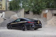 MANHART MH8 600 Coupe BMW M850i G15 8 190x127 MANHART MH8 600 Coupe auf Basis des BMW M850i
