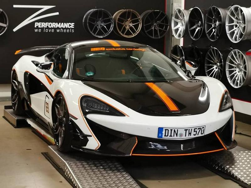 MD Exclusive Cardesign McLaren 570S Prior Design PD1 Aero Kit Tuning 1 M&D Exclusive Cardesign McLaren 570S mit PD1 Aero Kit