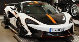 MD Exclusive Cardesign McLaren 570S Prior Design PD1 Aero Kit Tuning Header 310x165 M&D Exclusive Cardesign McLaren 570S mit PD1 Aero Kit