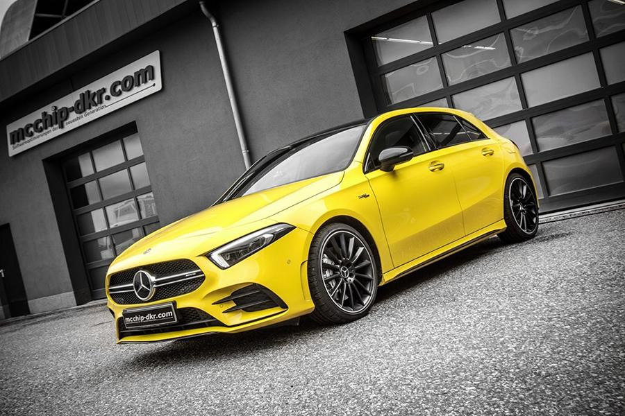 Mercedes AMG A 35 4MATIC W177 Chiptuning 1 Mercedes AMG A 35 4MATIC (W177) mit 376 PS & 505 NM