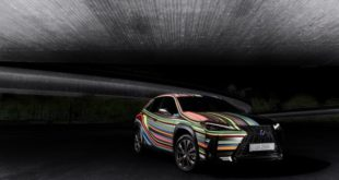 The Way of the Samurai Lexus UX Art Car René Turrek Tuning 2 310x165 2019 Lexus UX Art Car vom Graffiti Künstler René Turrek