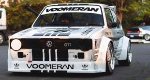 Voomeran VW Golf MK1 Rally frontline KW Tuning 310x165 360 PS & 480 NM im VW Golf GTI Clubsport vom Tuner NET