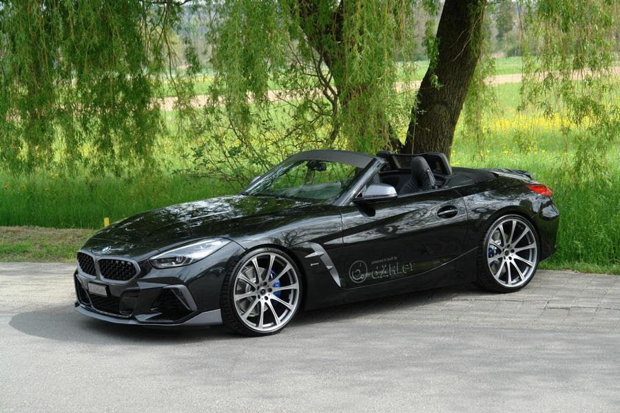 Summer Space Counter Bmw Z4 M40i G29 With 408 Ps