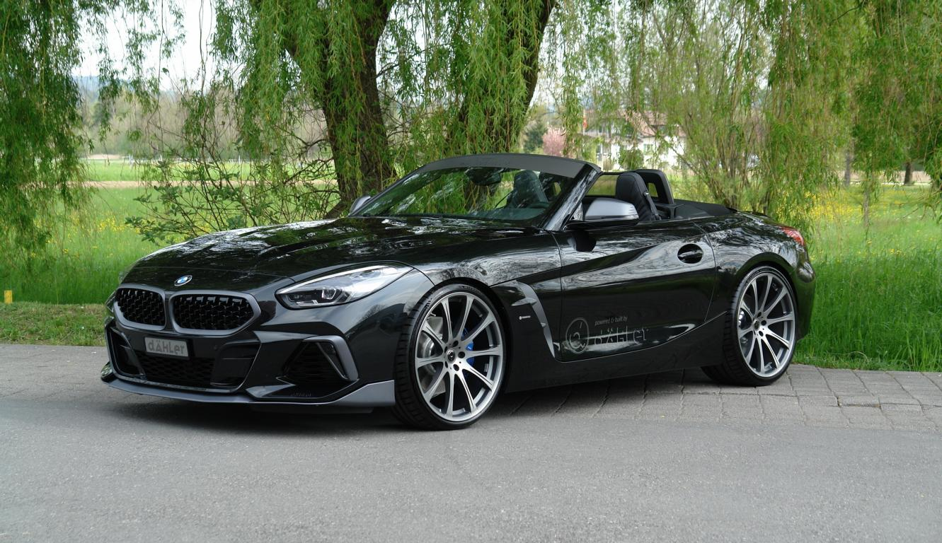 2020 BMW Z4 Performance and New Engine