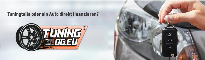 tuningblog Finanzierung Tuningteile Auto Buick Regal GS China Edition mit 290 PS und Irmscher Parts